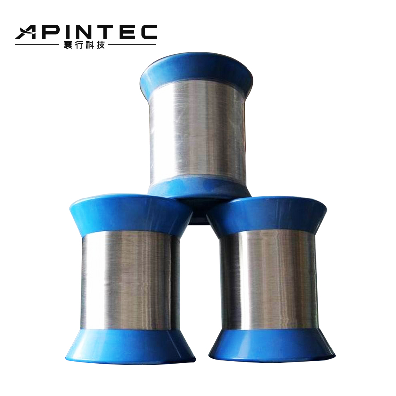 Stainless steel microwire